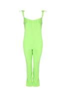 אוברול מכנס ארוך- ירוק