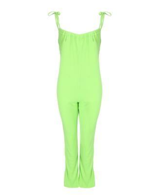 Long-green overalls