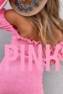 Barbie Tzipot dress - pink