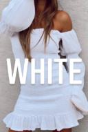 Barbie Tzipot dress - white