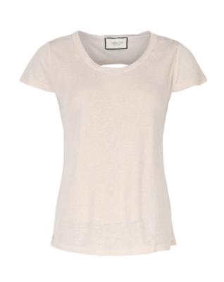 חולצת בייסיק- גב חשוף- אפרסק
