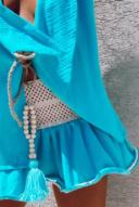 Chloe blue set
