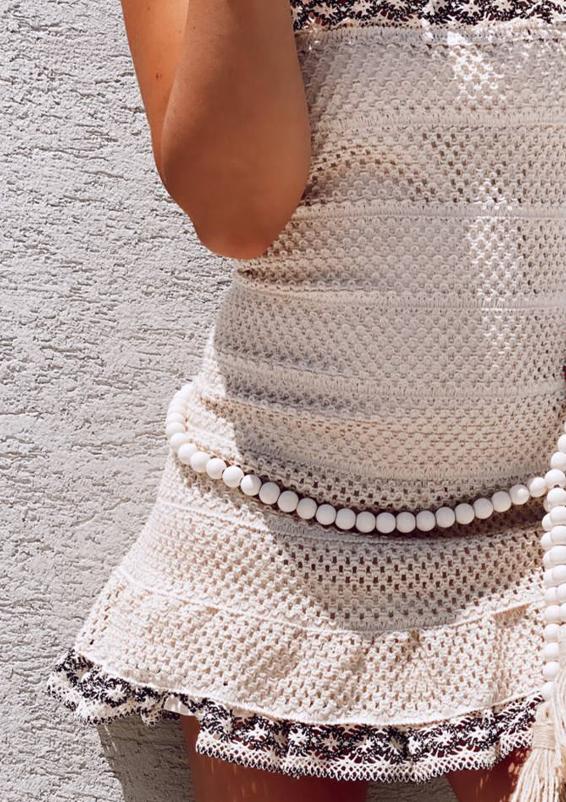 שמלת מיני בוהו 2