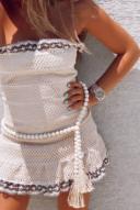 שמלת מיני בוהו