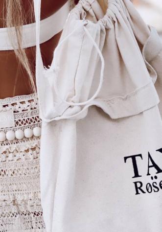 Taylor Rose Sack Bag - Large
