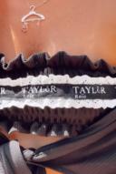 Taylor Vintage Black - Swimsuit