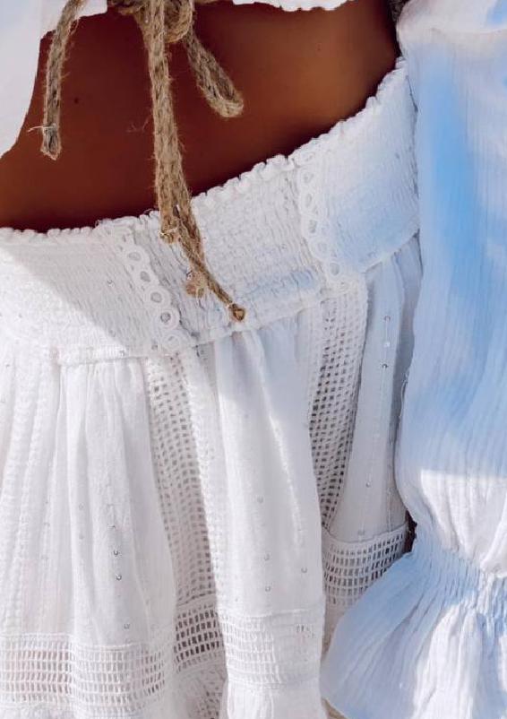 ברבי לבן חצאית2