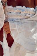 Taylor Vintage White - Swimsuit