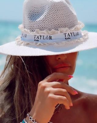כובע טיילור- לבן