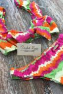 Missoni bow tie - swimsuit